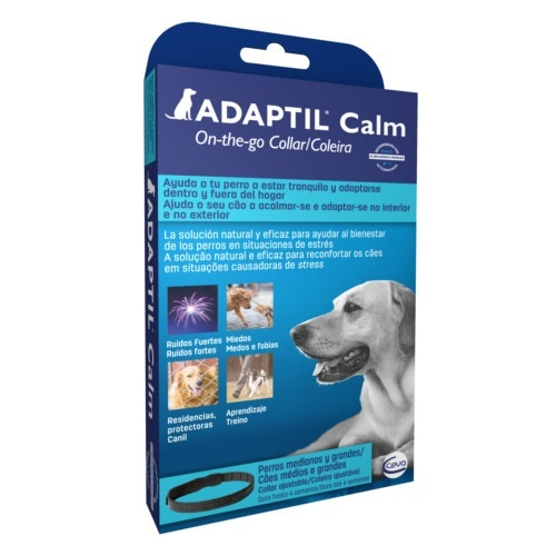 ADAPTIL Calm On-the-go Collar para perros