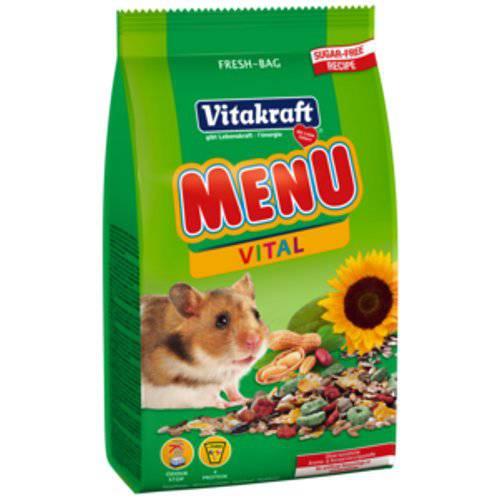 Alimento para Hámsters Vitakraft Menú Vital