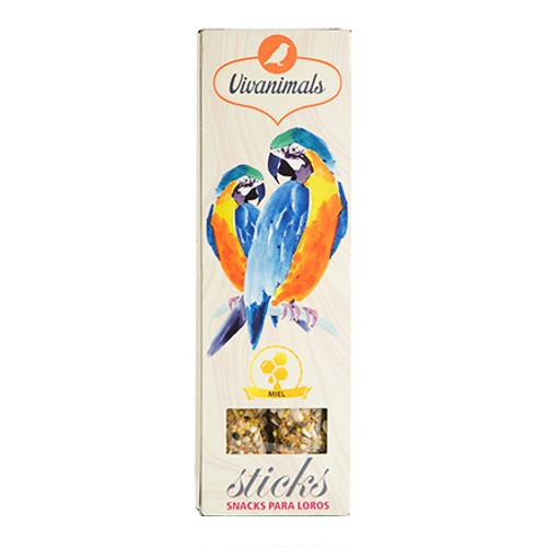 Barritas de semillas para loros Vivanimals Sticks
