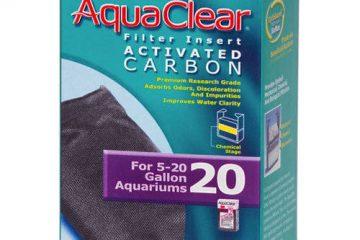 Carga Filtrante Carbón Activo para Filtro Mochila AquaClear