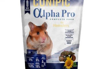 Cunipic Alpha Pro pienso para hamsters