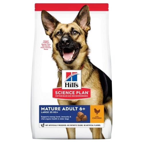 Hill's Canine Senior Razas Grandes