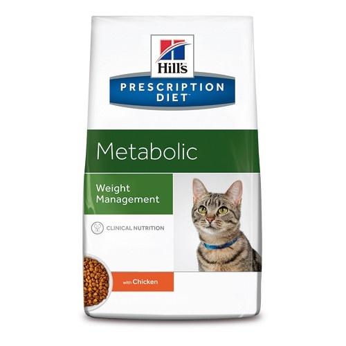 Hills Prescription Diet Feline Metabolic Seco Pérdida de peso
