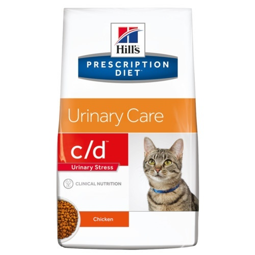 Hill's Prescription Diet Feline c/d Urinary Stress pienso para gatos