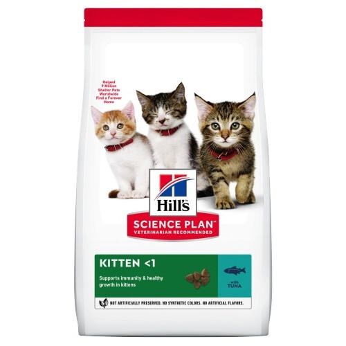 Hill's Science Plan Pienso seco gatito sabor atún