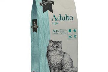 Pienso para gatos Criadores Light